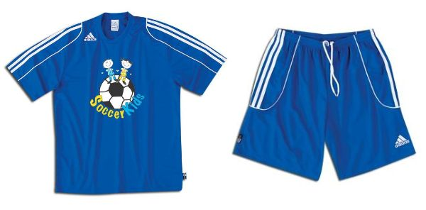 Adidas Soccer Kids Kit